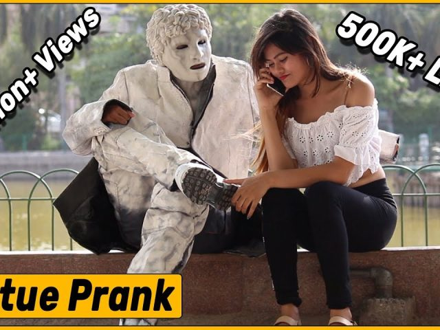 Epic Statue Prank – Ft. SA Wardega | The HunGama Films