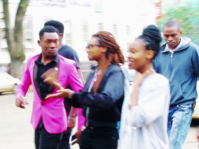 Fake celebrity prank Africa | Kenya