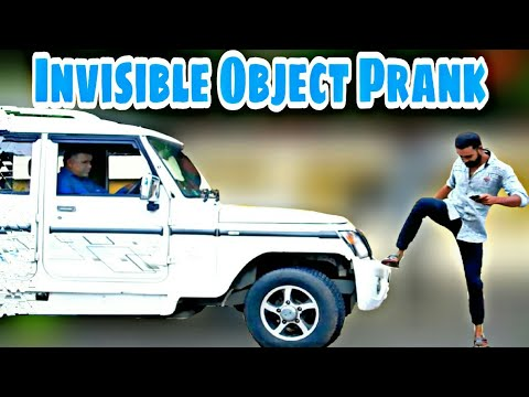 Invisible Object Prank – Car Accident Prank – Prank In India – Goldeb Boys 2017 – Funny Pranks