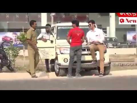 Best police prank in haryana 2018 | police prank india| police prank video