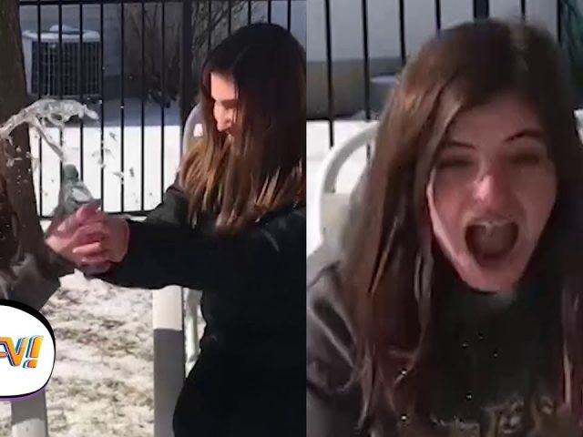 Best Winter Prank Videos | AFV Funniest Pranks December 2018