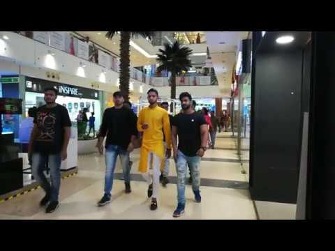 In Mall with 6 Bodyguards   Celebrity Prank   Public Reaction   DB Mall #BHOPAL 1