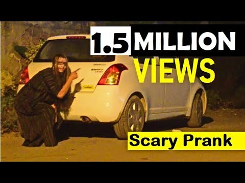 Scary Ghost Prank in Lahore Streets – MUST WATCH
