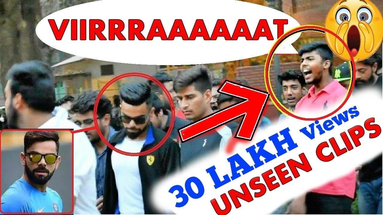 Fake Celebrity Prank VIRAT KOHLI (Unseen Clips) Pranks in india 1