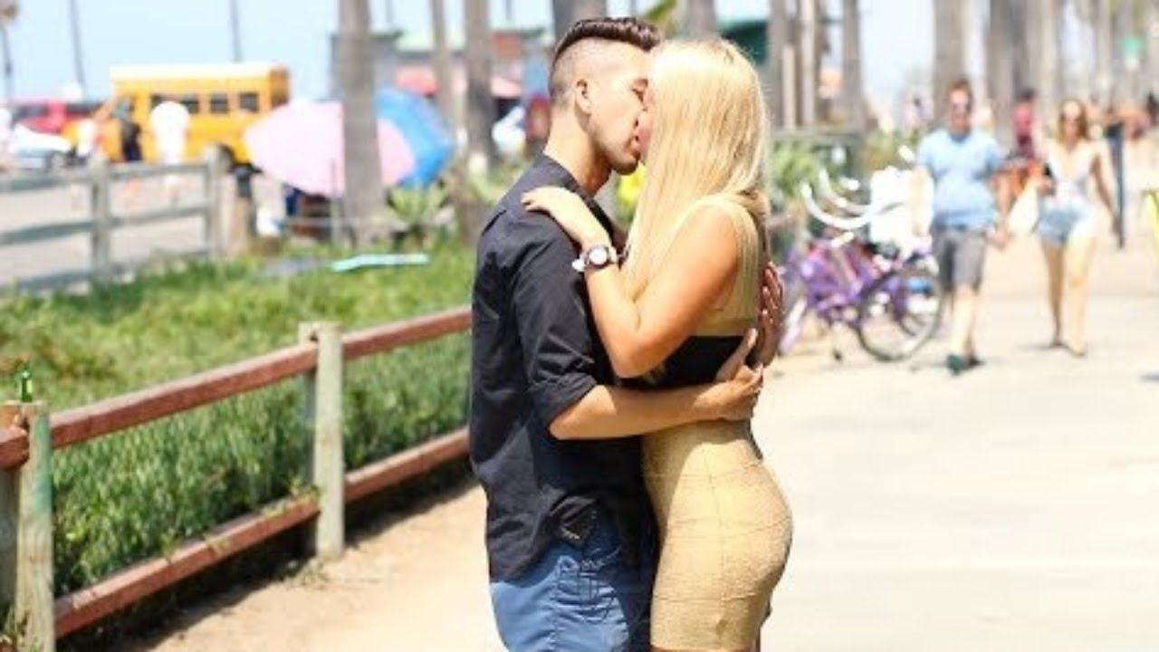 Kissing Prank Extreme - Celebrity Cameo Edition 1