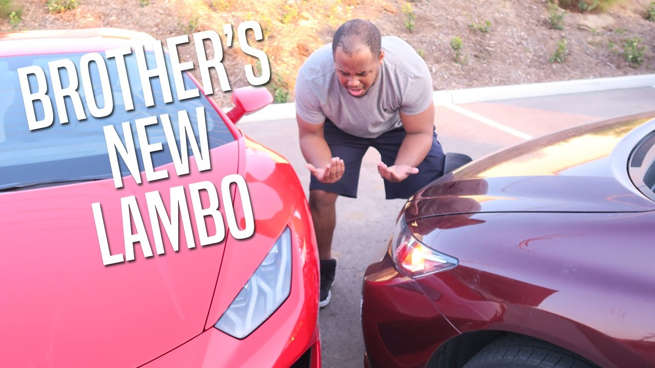 LAMBORGHINI CAR ACCIDENT PRANK GONE WRONG!!! 1