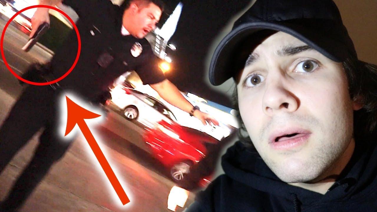 POLICE PULLED GUN ON US!! (PRANK GONE WRONG) 1