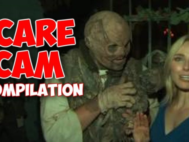SCARE CAM! Ultimate Scare Pranks Compilation! BEST FUNNY COMPILATION #225