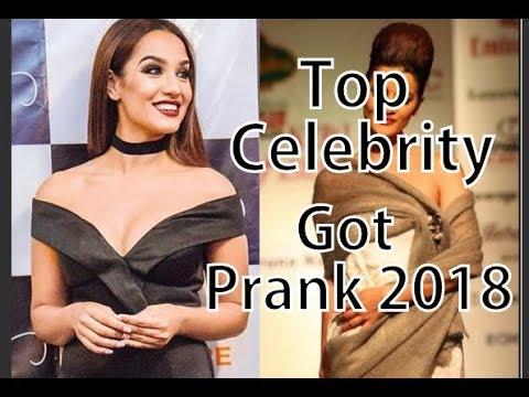 Top Celebrity Got Prank By Nepali Prank Minister 2018