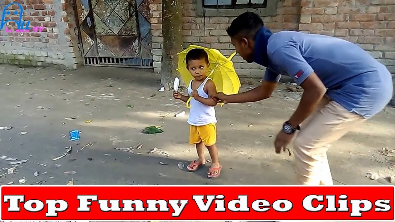 Top Funny Video Clips 2018 | Funny Prank Videos | Best Funny Moments 2018 |  All In One Tv bd 1