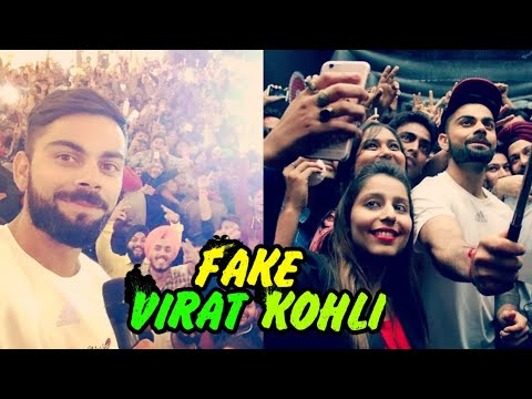 Virat Kohli April Fool Prank | Fake Celebrity Prank |  Pranks In India | 1