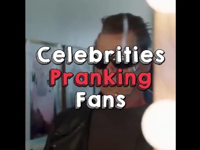 Check out fans reaction and your favourite celebrities evil side!!!Celebrities pranks compilations!!