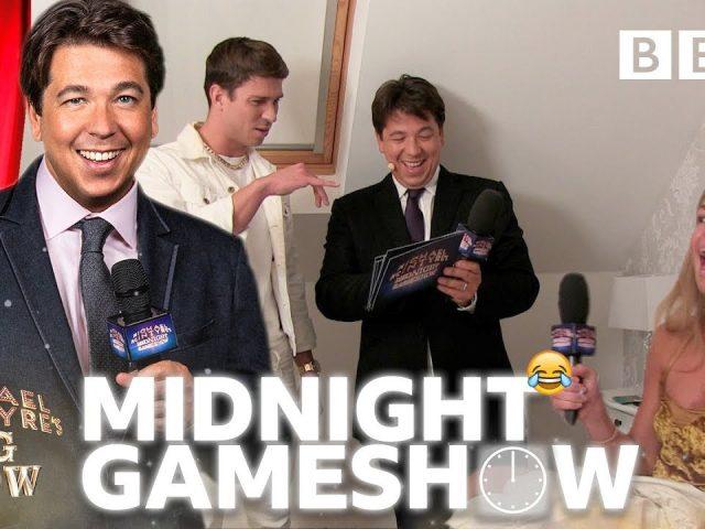 Joey Essex helps Michael prank terrified contestant! – BBC