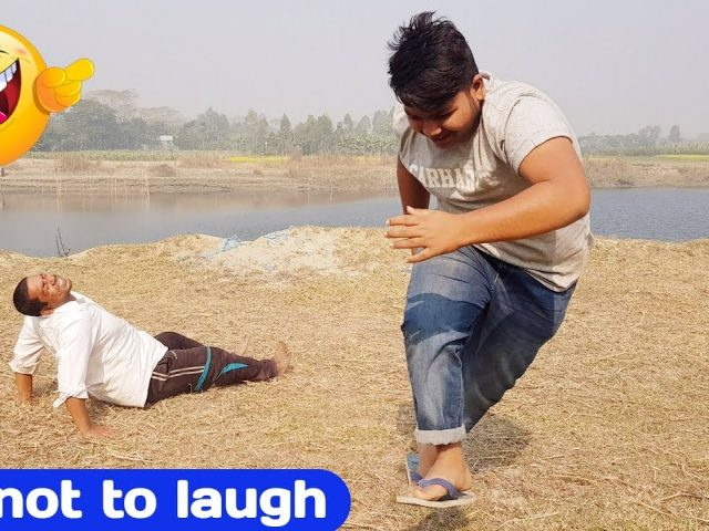Must Watch Funny videos||Funny prank videos||Comedy Videos 2019|| – Episode 02 ||Ovijaan||