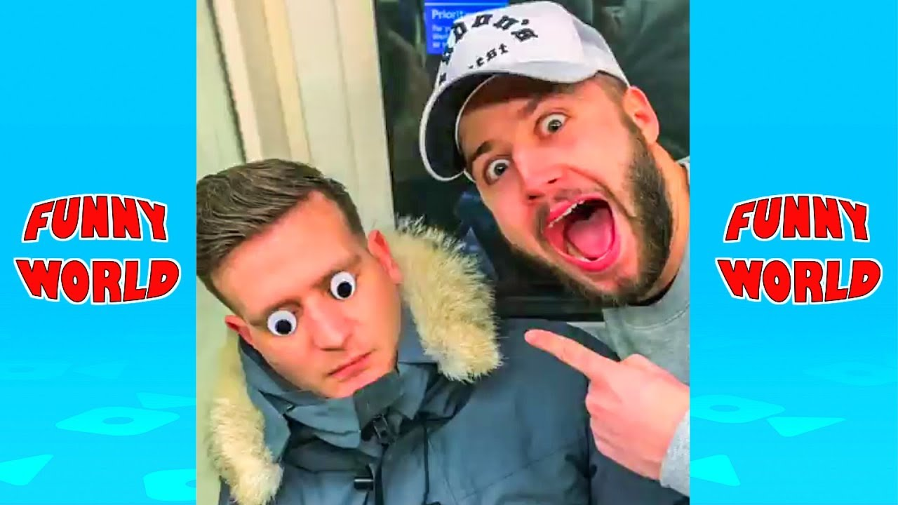 New WOODY & KLEINY Videos Compilation 2019 #2 | WOODY and KLEINY Funny Pranks and Challenges Videos 1