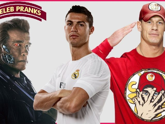 Top 5 Celeb Pranks on Fans Compilation | Ronaldo and More