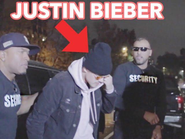 Fake Justin Bieber Pranks #1 Club In NYC ($10,000 Free Bottles)