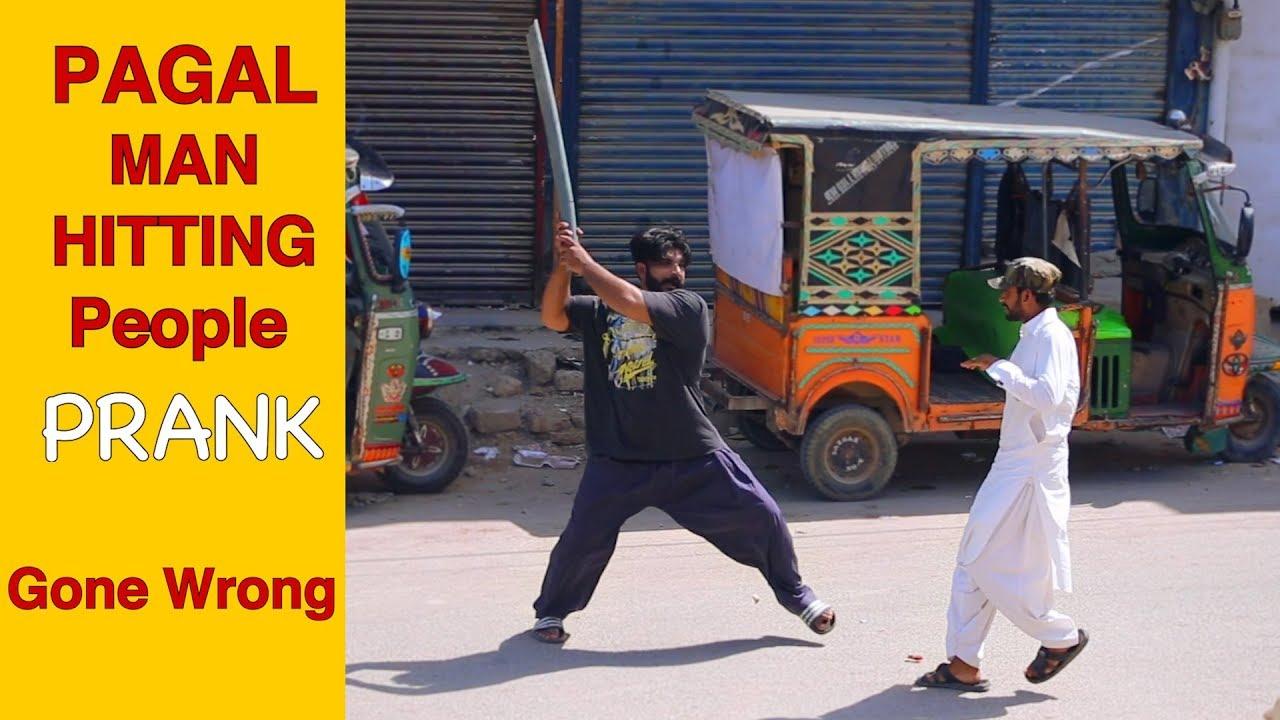 Angry Mad Man Prank | Pranks In Pakistan 2019 1