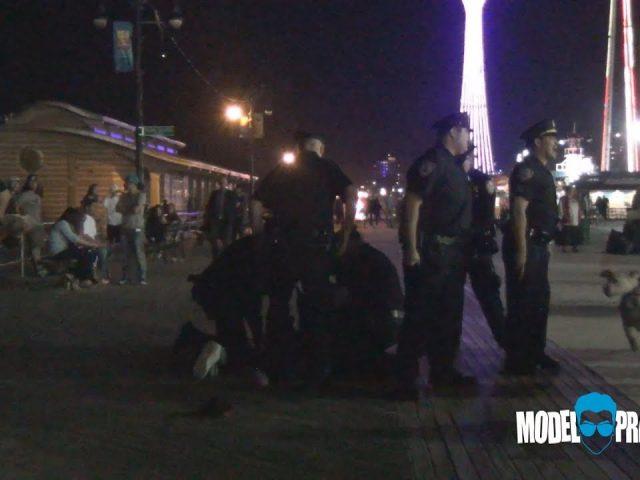 Gang Fight Prank GONE WRONG(ARRESTED)