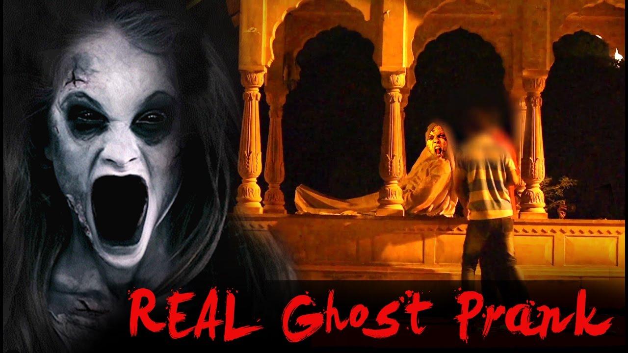 Real Ghost Scary Prank 2018 | IdioticTV | Pranks in India 2018 1
