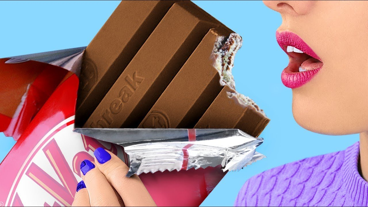 7 DIY Giant Candy - Funny Pranks! 1