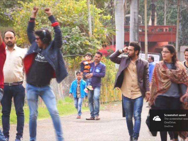 Awkwardly Dancing in Bhojpuri Songs | Funny Prank | Prank in India