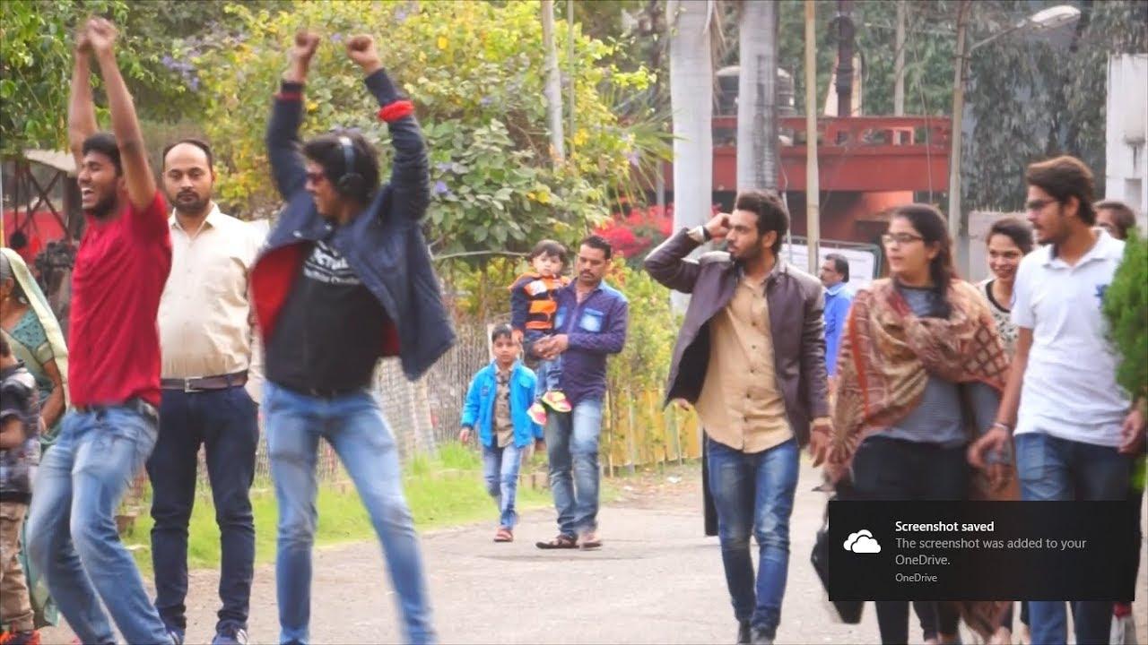 Awkwardly Dancing in Bhojpuri Songs | Funny Prank | Prank in India 1