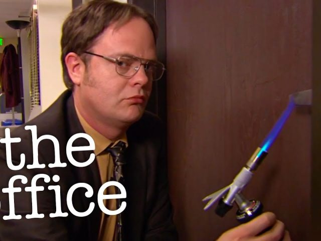 Fire Drill  – The Office US