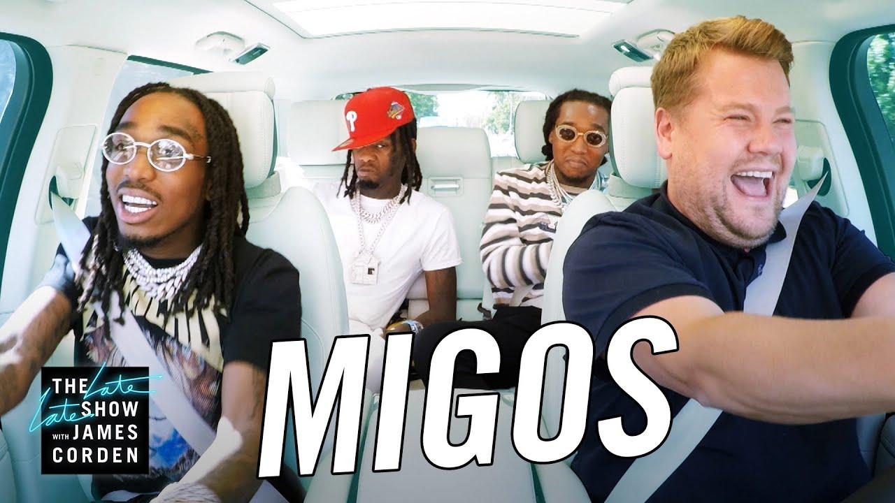 Migos Carpool Karaoke 1