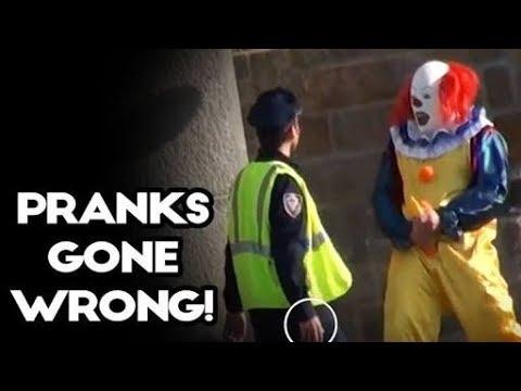 Best Horror prank gone wrong latest 2018