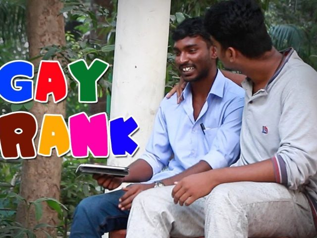 Gay Prank in Chennai – Funniest  Prank You Will Ever See | Chill Bro