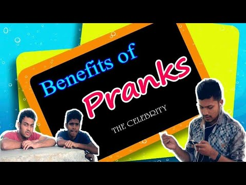 Benefits Of Pranks || Bangla Funny Video 2019 || The Celebrity