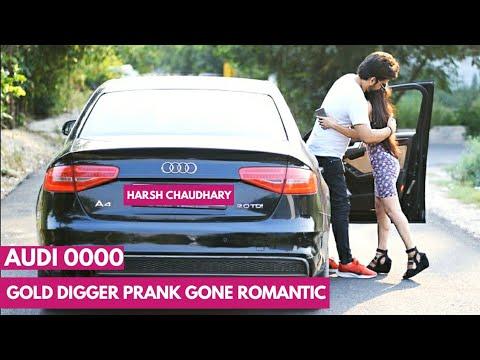 Gold Digger Prank India || Gone Wrong Prank || Pranks In India || Pranks 2019 || Harsh Chaudhary