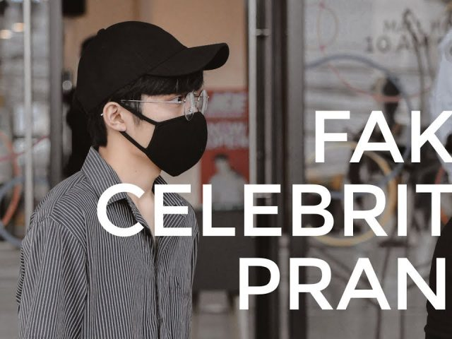A Day as a K-Pop Idol [PRANK] English CC