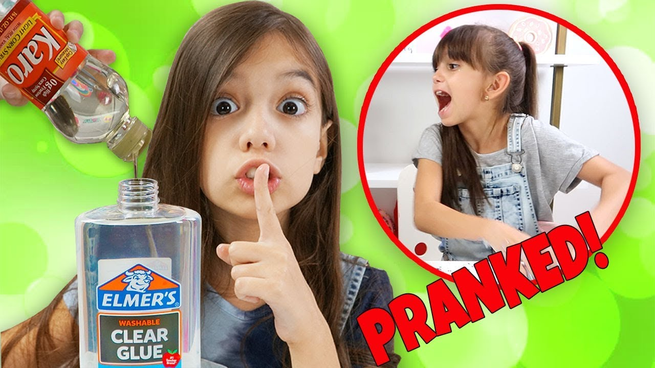 I Switched all the Slime Ingredients! Emily Cheated AGAIN! SLIME PRANK! 1