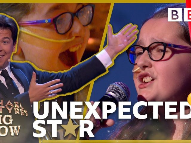 Michael's Harry Potter prank bewitches surprised Unexpected Star – BBC