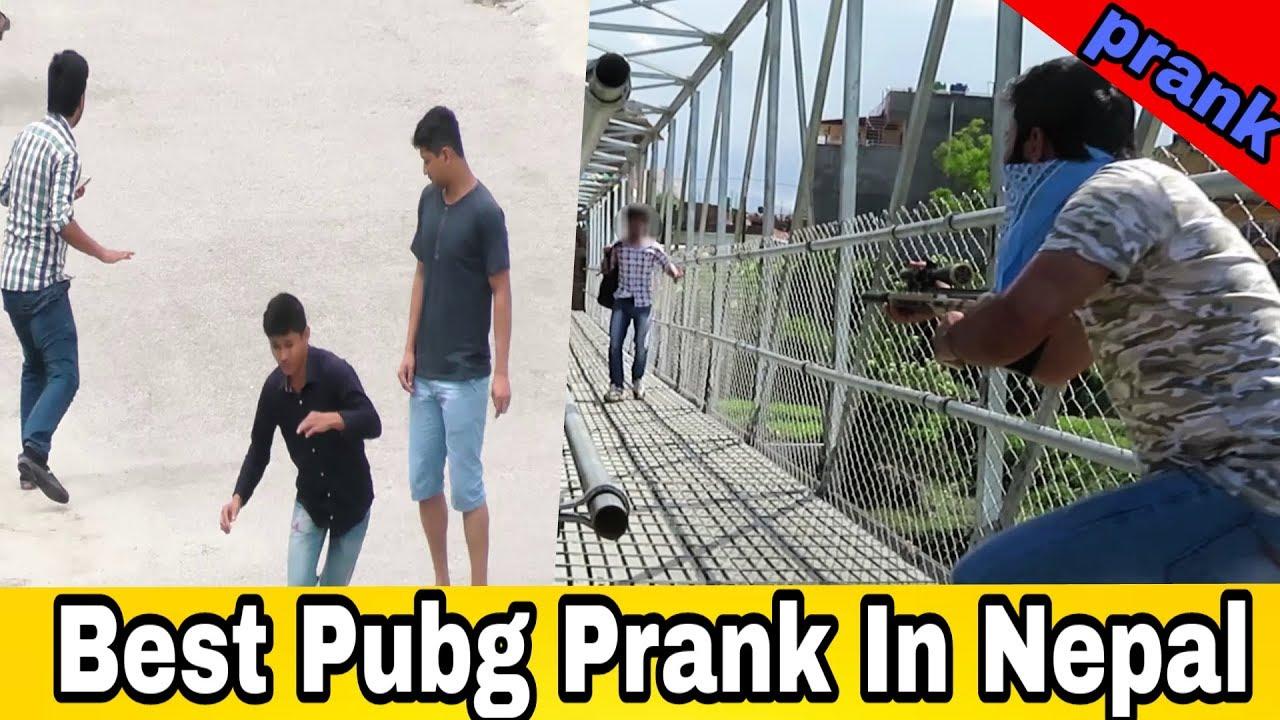 Nepali Prank - Best PUBG Prank In Nepal 1
