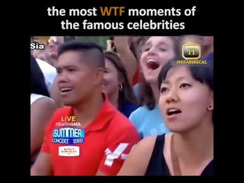 WTF Moment Biggest Celebrity #funnyvideo #funny #celebrity #prank