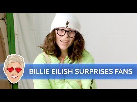 Billie Eilish Surprises Her Fans