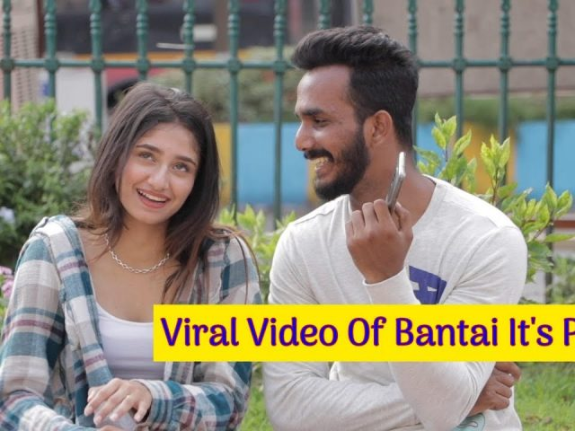 Cutest Viral Video Of Bantai It's Prank | Viral Videos – PART 2 | AJ Hit Pranks | Oye It's Uncut