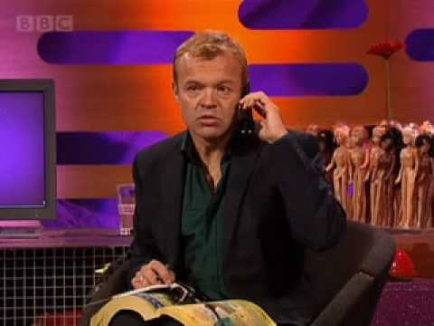 'Do You Have Wood?' (prank calls) - Graham Norton - BBC Two 1