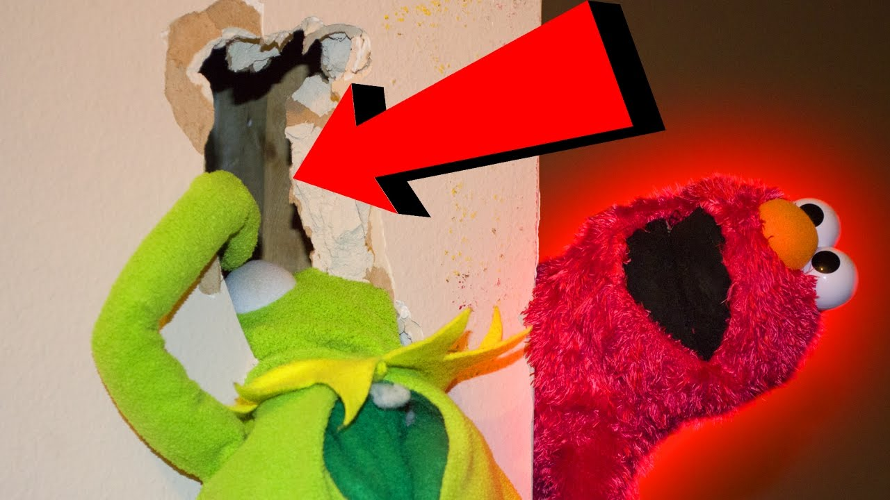Elmo Pranks Kermit the Frog GONE WRONG! 1