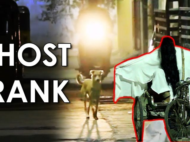 Epic Scary GHOST Prank in Hyderabad | Ghost Prank in India 2018 | FunPataka