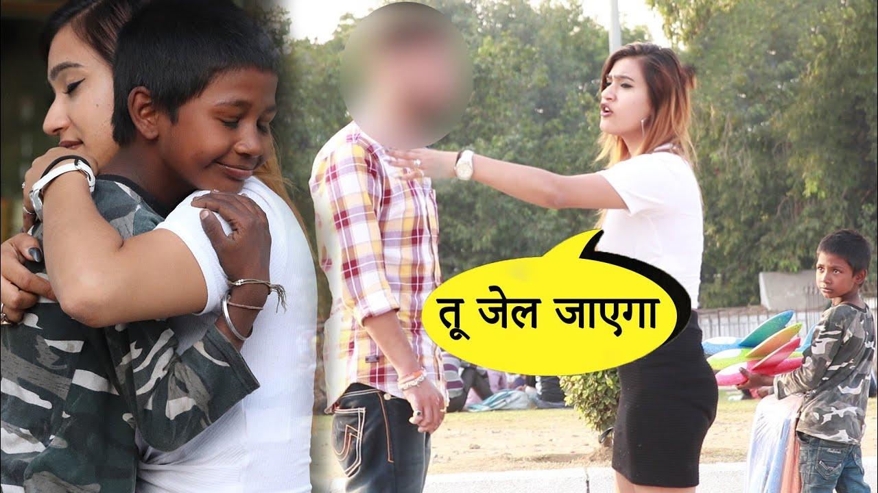 Flirting Prank Gone Extremely Emotional   Heart Touching Video   Rits Dhawan 1