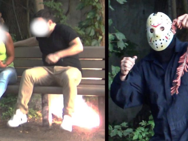 Friday The 13th Prank – 2019 – Jason In Real Life