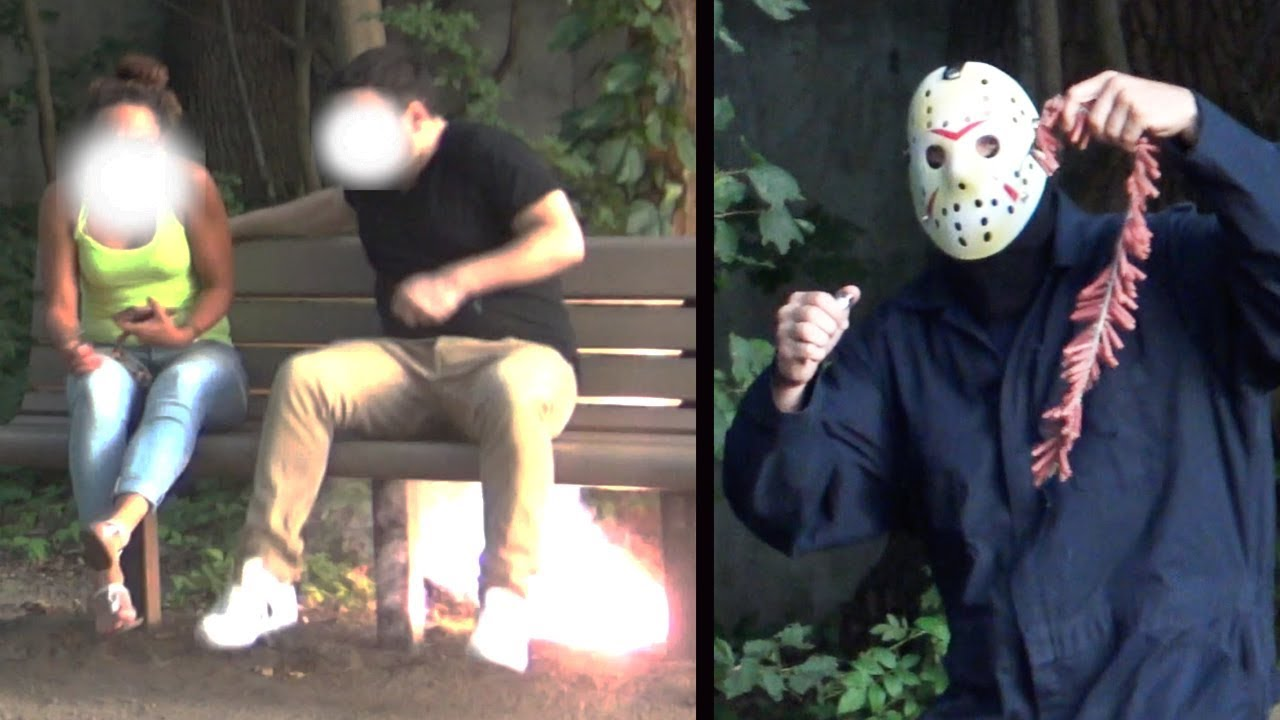 Friday The 13th Prank - 2019 - Jason In Real Life 1