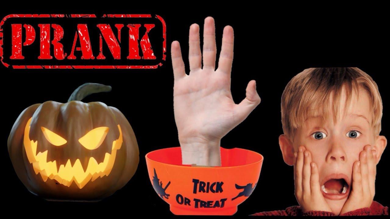 Haloween scare prank.... GONE WRONG!!!! 🛑 1