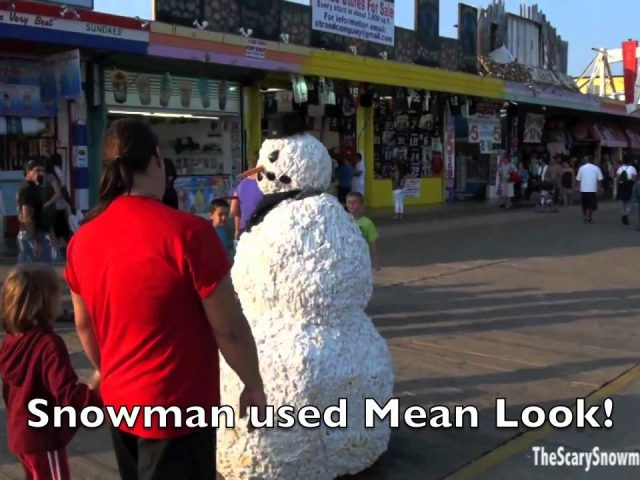 Jersey Shore Scare Prank Gone Wrong (Pokemon Edition)