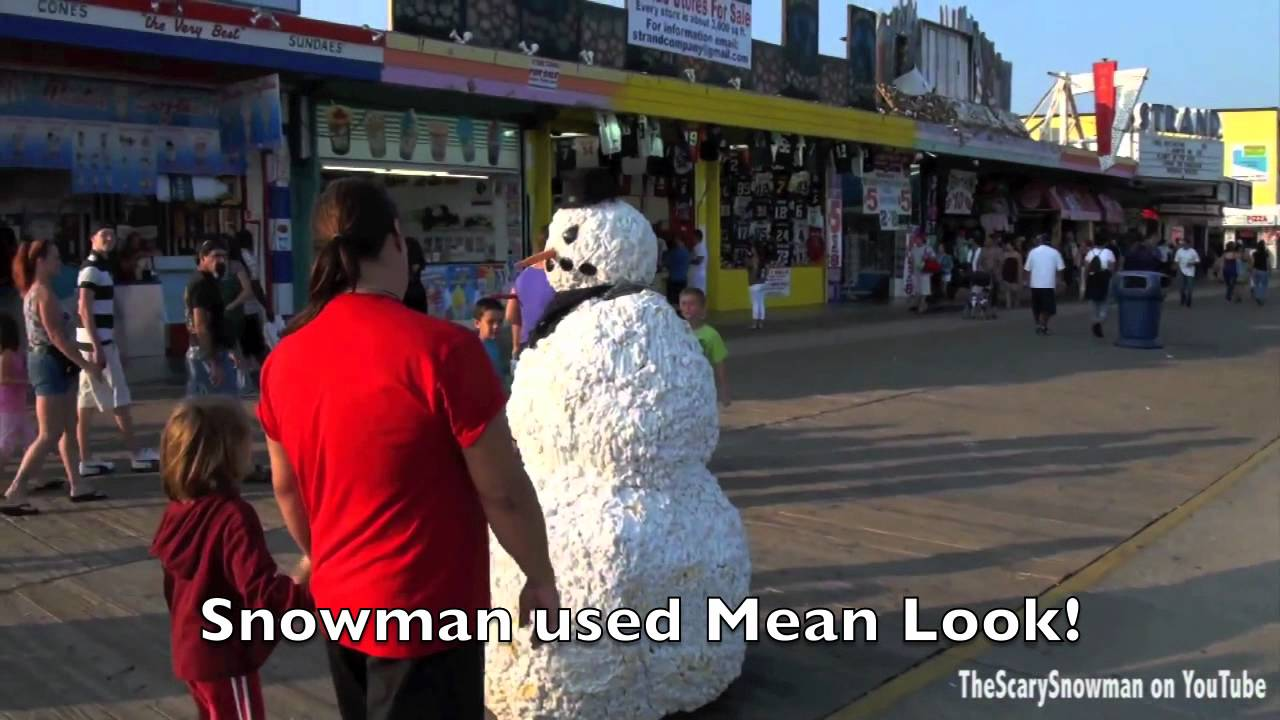 Jersey Shore Scare Prank Gone Wrong (Pokemon Edition) 1
