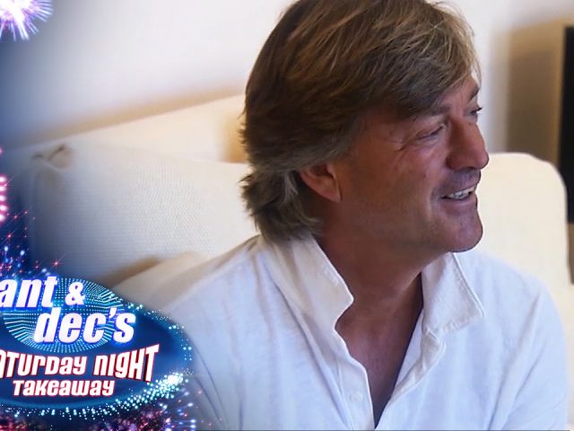 Richard Madeley's 'Get Out Of Me Ear!' Prank With Ant & Dec: Part 1 – Saturday Night Takeaway